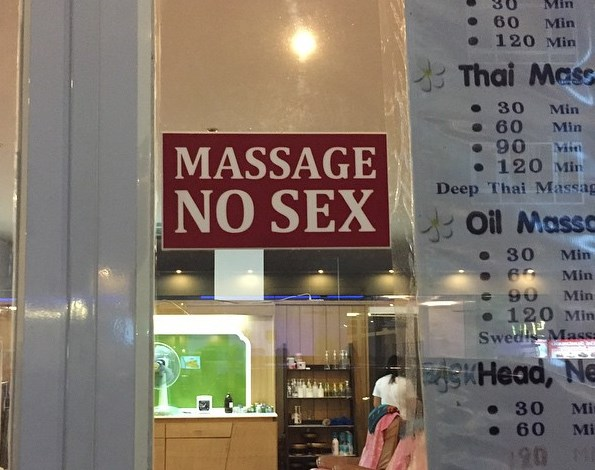 Massagesalon