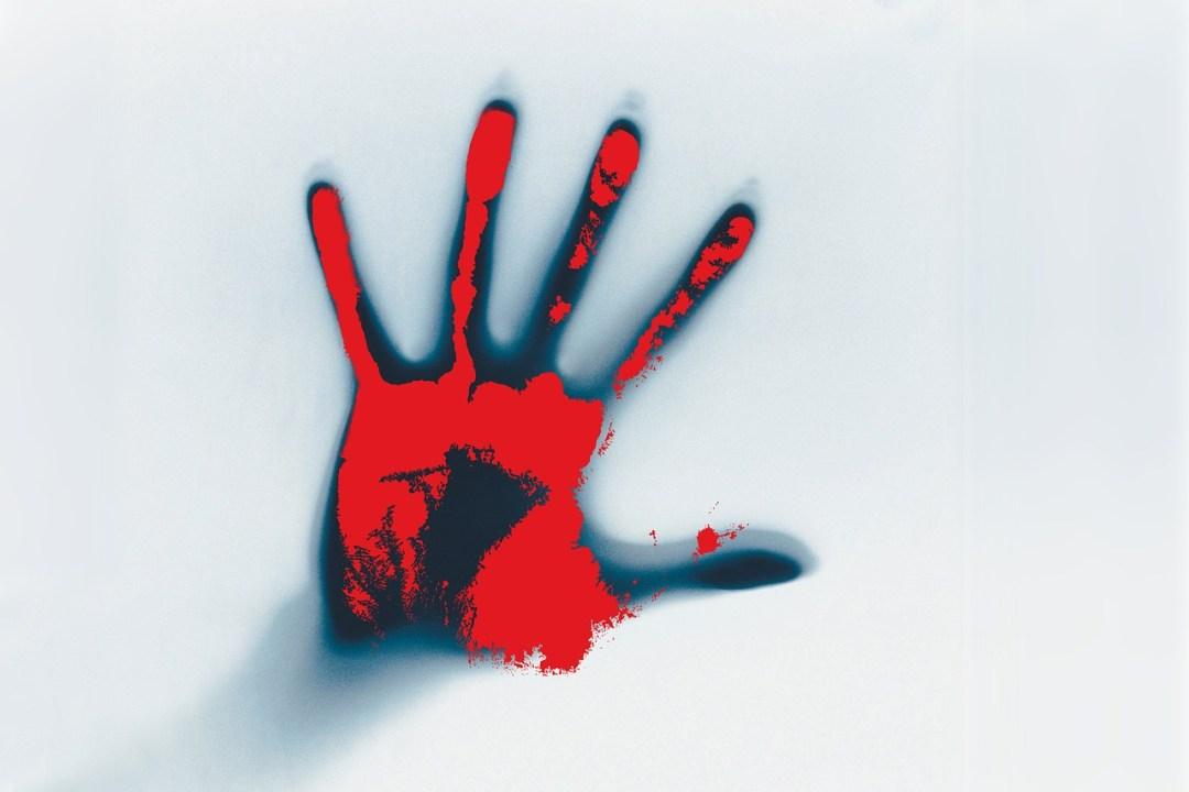 bloed hand
