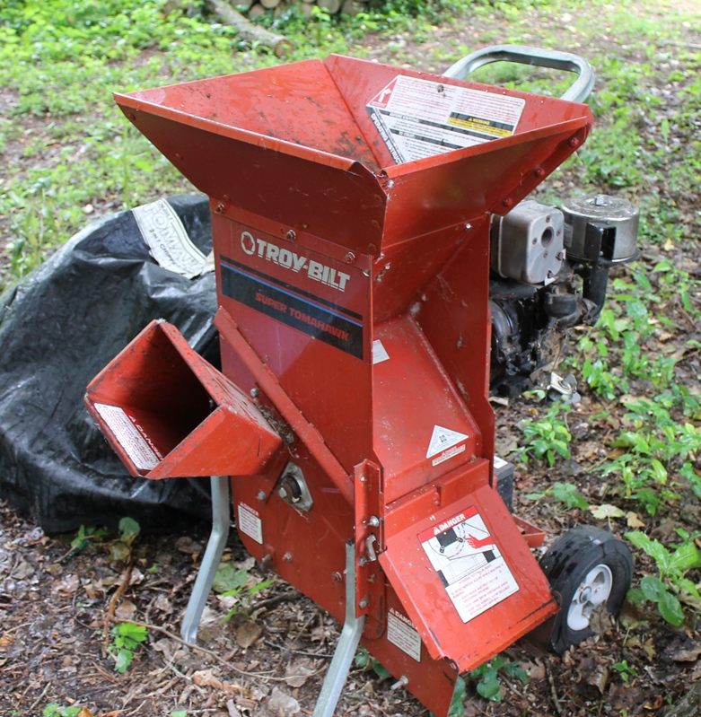 Leaf Shredder And Chipper