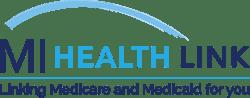 MI Health Link logo