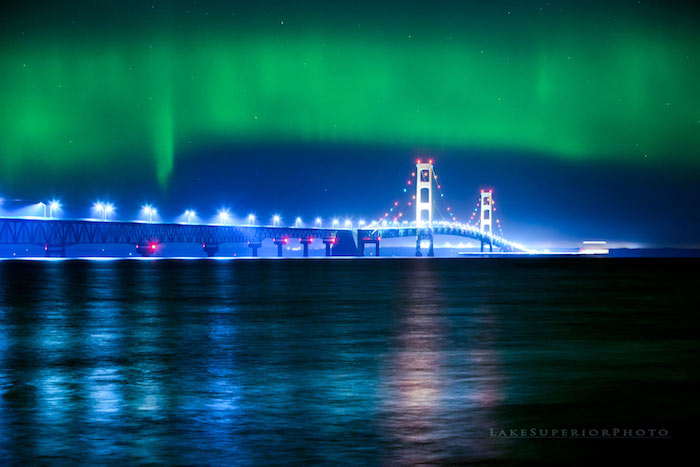 Best Time Year See Northern Lights Michigan