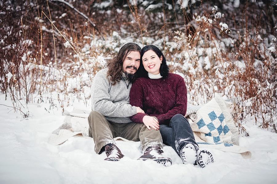 Jeffrey Duncan Dobbs and Jessica Dobbs of Michigan Photography