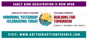 Art Therapy Conference 2018