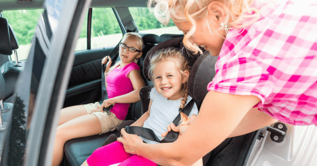 When Is My Child Ready To Use A Booster Seat