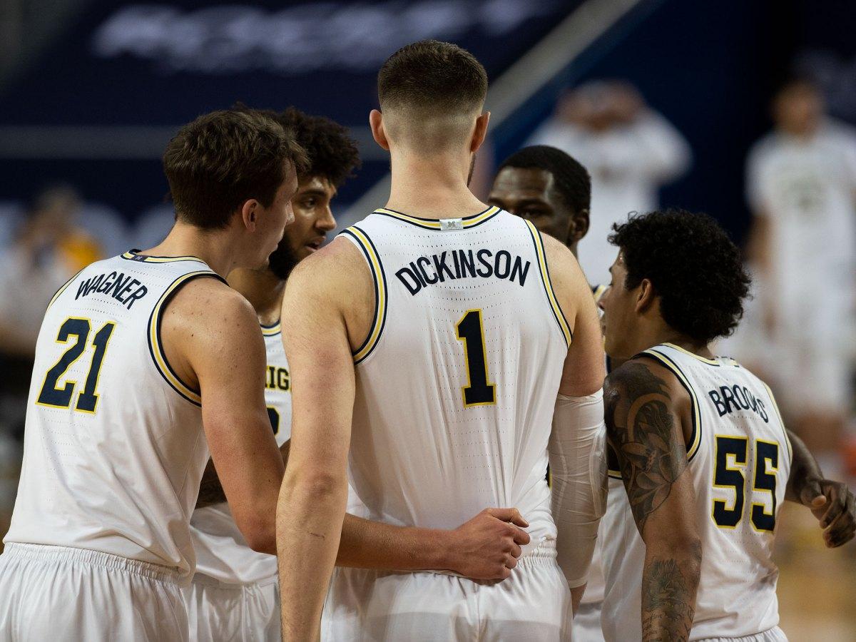 Michigan team shot