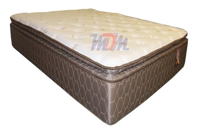 Pillow Top Premium Mattress Sets Foam Encased Michigan