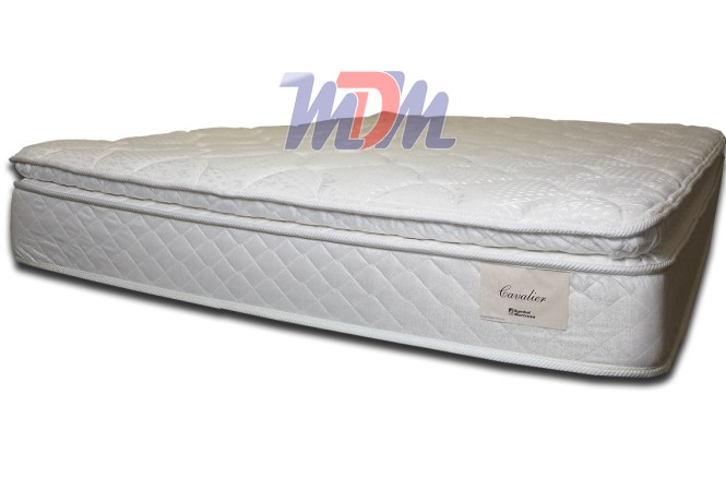 Best Er Cavalier Pillow Top Foam Encased Symbol Mattress