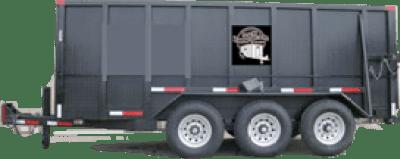 Rubber Wheel Dumpster Rental Grosse Ile