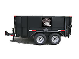 dumpster trailer rental