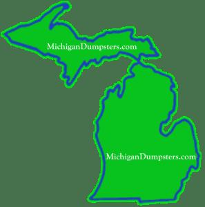 Michigan Dumpster Rental