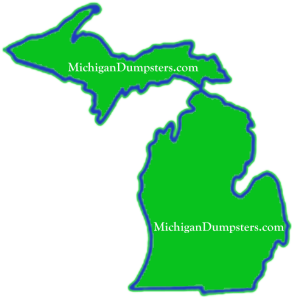 Michigan Dumpster Rental