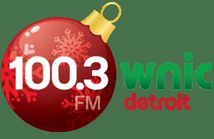 Detroit's Christmas Station 100.3 WNIC