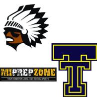 Hockey video - MIPrepZone Game of the Week Dec. 8th, 2012 Trenton Brother Rice