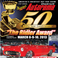 61st Annual Meguiar's Autorama America's Greatest Hot Rod Show watch live video streaming