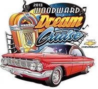 2013 Woodward Dream Cruise live video webcast
