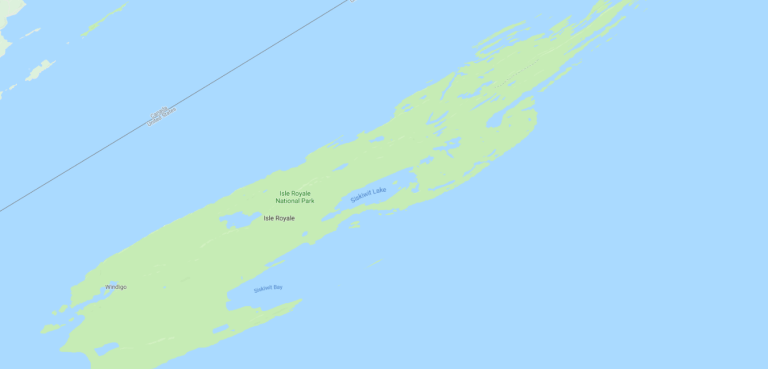 Places to Go: Isle Royale