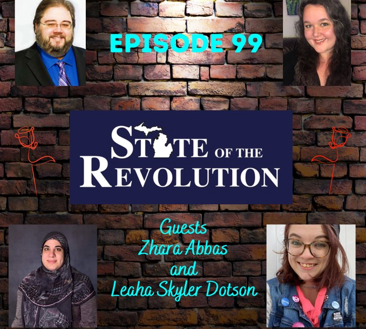 Episode #99 – with Leaha Dotson and Zahra Abbas