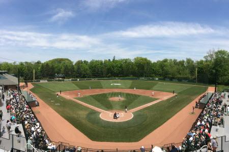Michigan State Baseball Camps Facilities