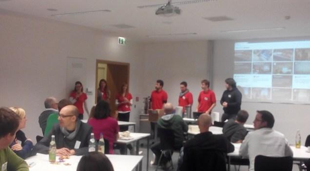 Das BarCamp Regensburg 2014 – öfter mal was Neues