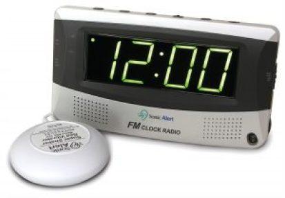 Sonic Alert Loud Dual Alarm Clock