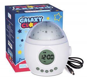 Galaxy Alarm Clock