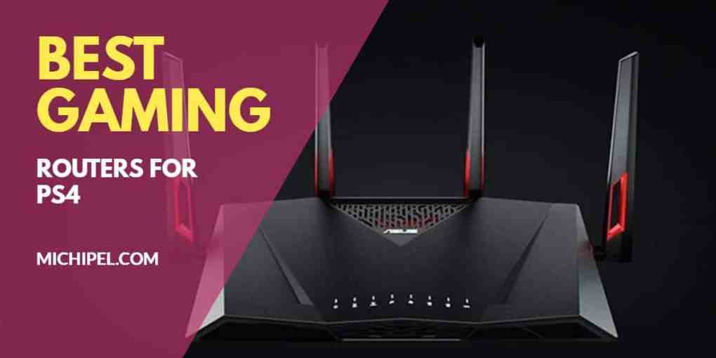 best gaming routers for ps4