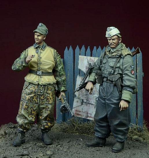 Michigan Toy Soldier Company D Day Miniature Studio