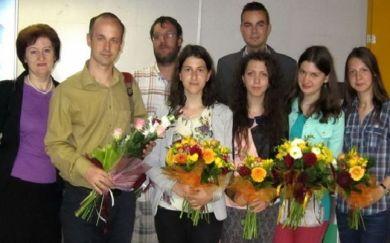 elevi romani premianti la olimpiada de latina
