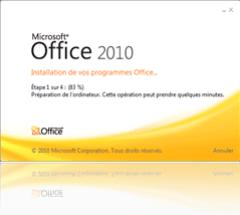 Installation Office Starter