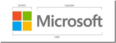 Nouveau logo de Microsoft (image en provenance du site Technet)