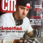 Canadian Musician Article Cover (Bassically Speaking) June 2013