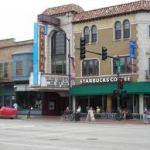 The historical Arcada Theatre in Chicago