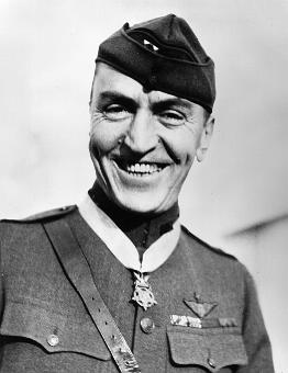 Capt Rickenbacher had courage. Read more about courage in The 5 Be's for Starting Out