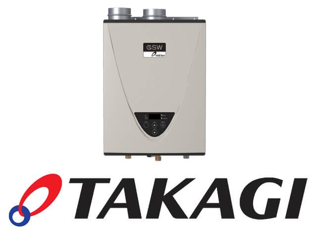 Plumbing products cedar hearth mick gage plumbing heating Takagi tankless water heater