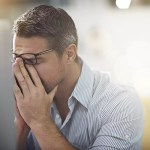 Man Dealing with Divorce