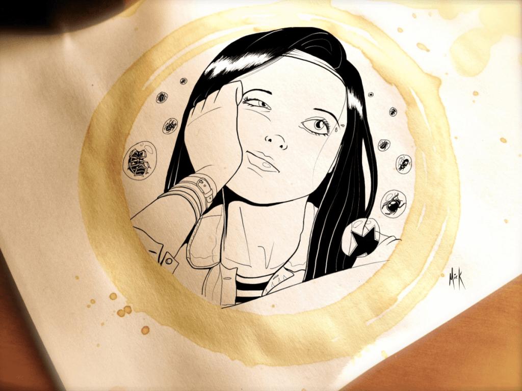 Morning Coffee Artwork