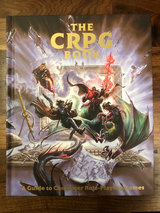 The CRPG Book