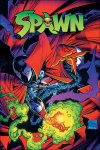 Spawn Comic Cover Issue 1
