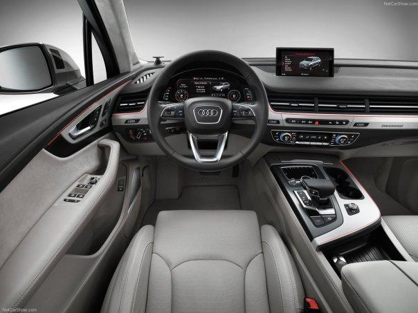 Audi Alquiler venta renting coches de lujo en Madrid