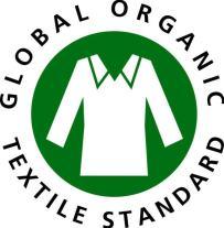 Global Organic Textil Standard (GOTS) es un certificado que nos permite saber si estamos comprando ropa sostenible.