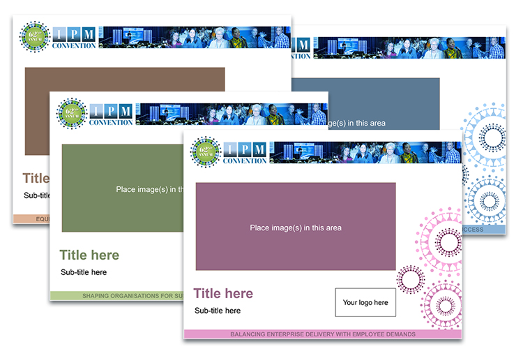 Convention-presentation-templates
