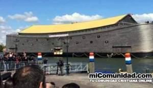 Arca de Noé estará en Juegos Olímpicos de Brasil