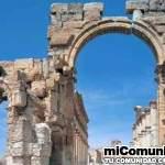 Cancelan construcción de arcos para el dios Baal