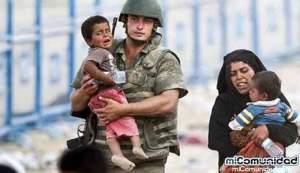 Ciudad cristiana es liberada del Estado Islámico, más de 100 cristianos se encontraban cautivos