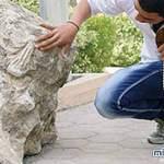 Descubren restos de antigua iglesia cristiana en Gaza