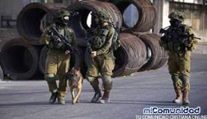Ejército de Israel se prepara para Pascua judía
