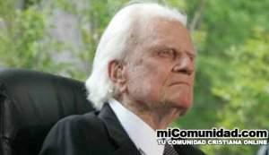 Billy Graham: Satanás está del lado de bien con un objetivo