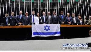 Congreso brasileño rinde homenaje a Israel