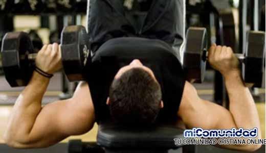 Dieta para ganar 10 kg de músculos en 12 semanas