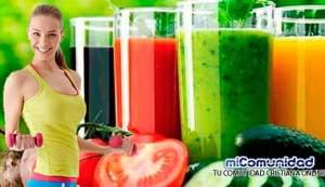 Dietas para desintoxicar el organismo de forma segura y natural